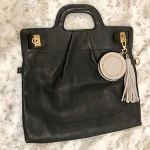 🌟Salvatore Ferragamo Leather tote🌟